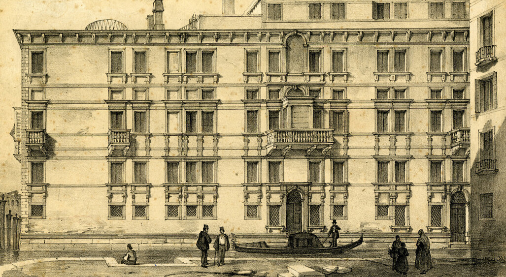 About Palazzo Ca'nova