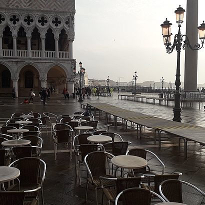 INSIGHT: High Water in Venice