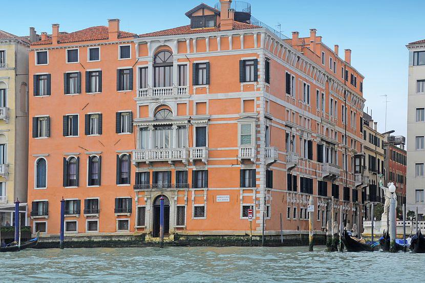 Around Venice