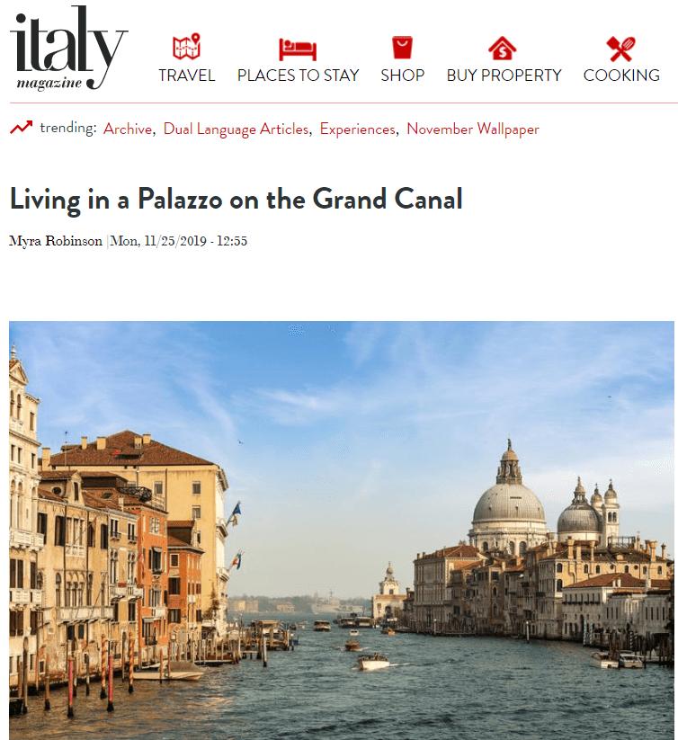 Italy Magazine